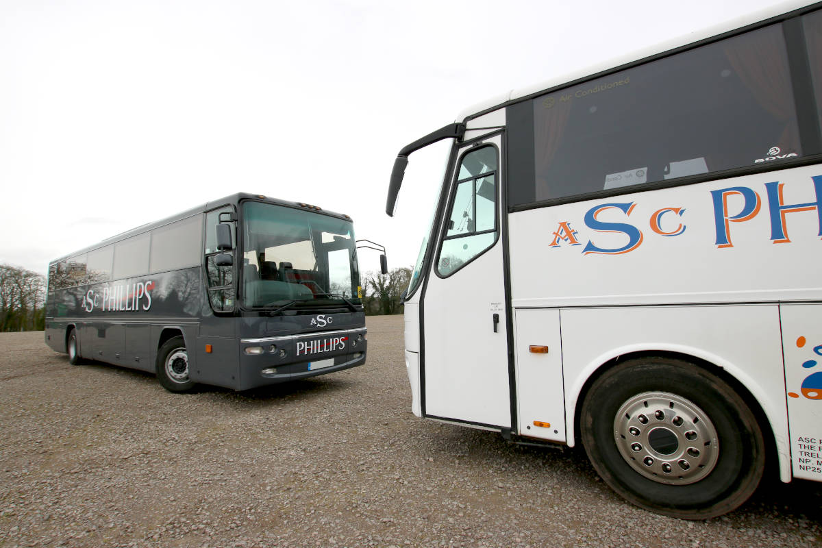 Image of Group travel arrangements are easy with ASC Phillips